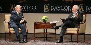 Check spelling or type a new query. Baylorproud Rudy Giuliani Joins President Starr On Campus For On Topic Conversation