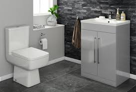 Shop the Trend - Grey Bathrooms