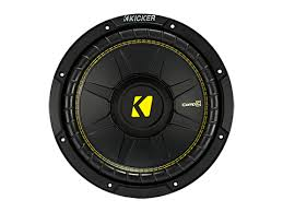 compc 10 inch subwoofer kicker®