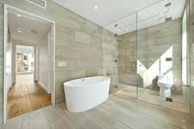 bathroom modern tile. Wood Look Tile Bathroom Floor Modern Images About On Small Double