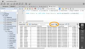 How to Export the results of a Query using MySQL Workbench ...
