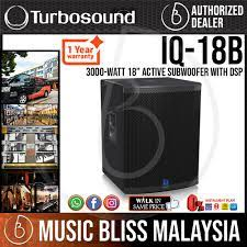 Turbosound iQ18B 3000-Watt 18