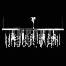 moder lighting james r moder 40740s22 crystal contemporary impact linear chandelier within remarkable lighting your