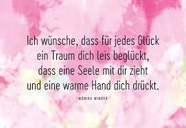 Für Jedes Glück Gedichte Monika Minder Geburtstagswünsche Und