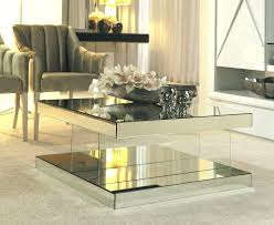 mirrored coffee table round mirrored coffee table target engaging rious mirrored coffee table round home design