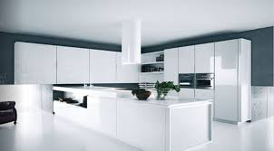 White Kitchen Modern Extraordinary Modern White Kitchens Best Interior Decorating Ideas