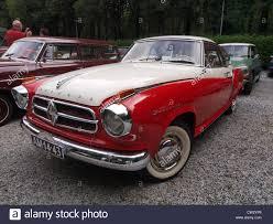 1961 Borgward Isabella TS-Coupe Stock Photo, Royalty Free Image ...