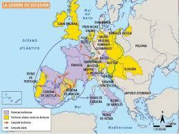 Resultado de imagen de España en la orbita francesa