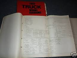 ford f io 1989 ford f600 f700 f800 cab factory wiring diagrams schematics sheets set oem