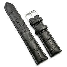 <b>Durable Men Women Genuine</b> Leather Watch Strap Male Female ...