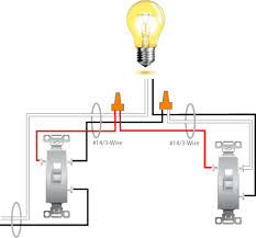 3 way switch wiring diagram variation 5 electrical online how does a 3 way switch work at 3 Way Switch Wiring Diagram
