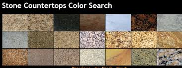 kitchen countertops granite colors. Wondrous Design Ideas Kitchen Countertops Granite Colors Best 25 Kinds Of T