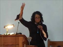 Are You Standing At The Cross - Bishop Mary Floyd Palmer - YouTube