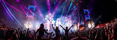 Rave Stage Design Paradiso Festival