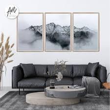 canvas wall art prints set 3 art