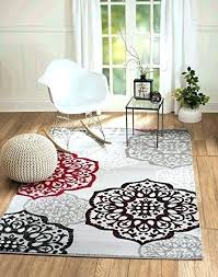 red black gray area rugs and white rug amazing decorate of new summit elite s are