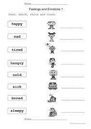 Adjective Worksheets For Kindergarten - Criabooks : Criabooks