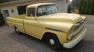 1959 Chevrolet Apache For Sale In Bellevue Washington Old Car Online