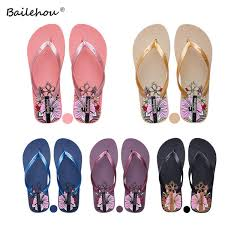 <b>Bailehou</b> Women <b>Flip Flops Shoes Slippers</b> Fashion Designer ...