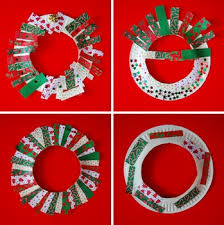 Paper Plate Santa Craft  Laura WilliamsChristmas Paper Plate Crafts