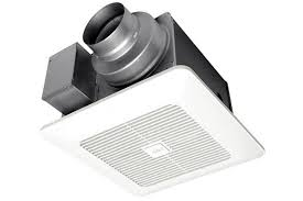 a bathroom extractor fan have to run