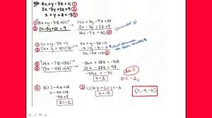 precal 7 3 solving multivariable linear systems