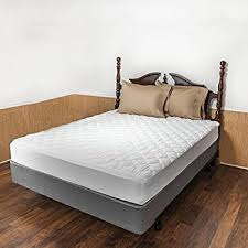olympic queen bed. Beautiful Olympic Olympic Queen 21 Inch Deep Mattress Pad For Pillowtop Mattresses On Bed