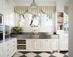 Kitchen Cabinets All White Shaker Blue Walls With Modern Ideas Wood