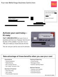 You may not be eligible for introductory annual percentage rates, fees, and/or bonus rewards offers if you opened a wells fargo credit card within the last 15 months from the date of this application and you received introductory apr(s), fees. How To Add Wells Fargo Business Platinum Credit Card To Existing Online Account