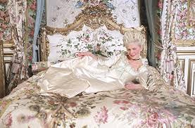 Marie Antoinette Inspired Bedroom 18th Century Fashion Marie Antoinette Haute Couture