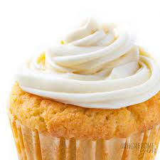 low carb keto cream cheese frosting