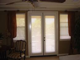 kitchen door blinds roman shades for doors window treatments sliding patio vertical back door window blinds62