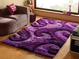 purple area rugs modern and interiors for grey inspirations 19