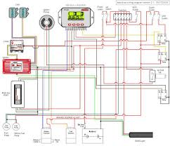 basic wiring diagram for kawasaki drag bike wiring diagram race car wiring diagram nodasystech com