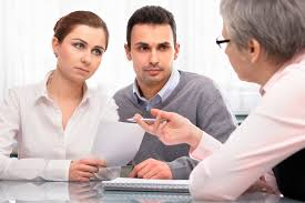 Image result for lawyer client consult