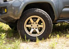 Tacoma Wheels Getting The Proper Shoes For The Job