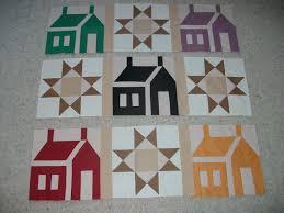 Progress Report: House Quilt Top | House quilts, Quilt top and House & Free House Quilt Block Pattern | Progress Report: House Quilt Top | A  Quilters Journey Adamdwight.com