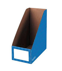 Cardboard Magazine Holders Best Amazon Bankers Box Classroom Magazine File Organizer 60Inch