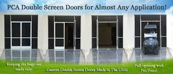 double storm doors. Double Screen Doors Lexington Va French Doors, Company Storm H