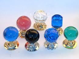 blue glass door knobs. Blue Glass Knobs Marvelous Door And Pulls . R