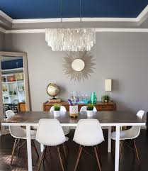 A $60 Mid Century Modern Ikea Dining Table Hack | Ikea dining ...