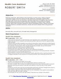 Free Medical Charting Forms Health Care Assistant Resume Samples Qwikresume
