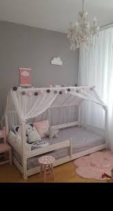 Himmelbett Vorhänge Mädchen Babyzimmer Vorhänge Mädchen