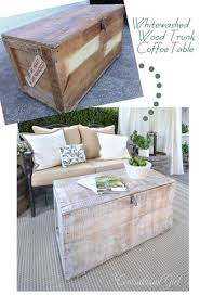 whitewashed coffee table before and after cg whitewash furniture diy10 diy