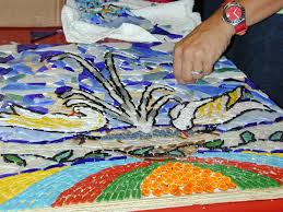 An Advanced Mosaic Project