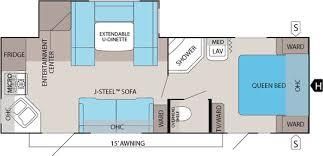 travel trailer floor plans. Jay Flight Floorplans Travel Trailer Floor Plans O