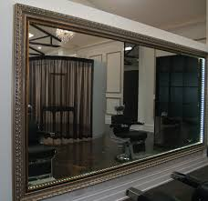 Framing A Large Mirror Framed Bathroom Mirrors Melbourne 9designsemporium