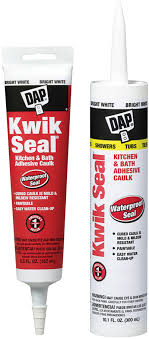 Best Caulk For Trim Kwik Seal Kitchen Bath Adhesive Caulk Dap