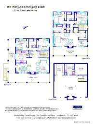 tree house floor plans. Simple Plans Throughout Tree House Floor Plans