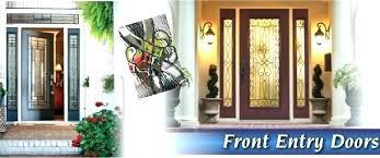 front door inserts the glass front doors with glass door inserts window glass near front door inserts
